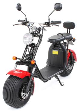eFlux Harley Two Elektroroller