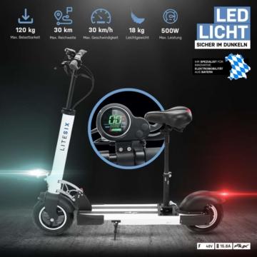 eFlux Lite Six 500 Watt Motor