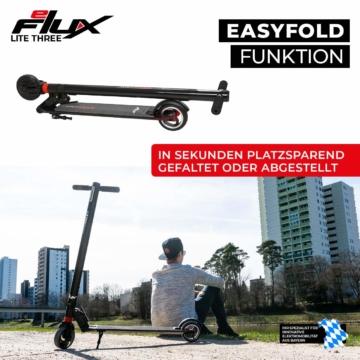 eFlux Lite Three 5.5 Zoll 250 Watt Motor
